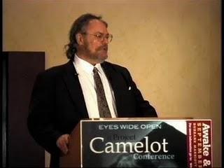 Alex Collier vuoden 2009Awake & Aware Conferencessa